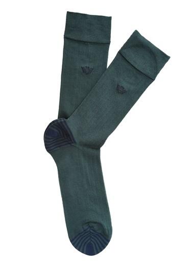 Beymen Business Çorap Yeşil